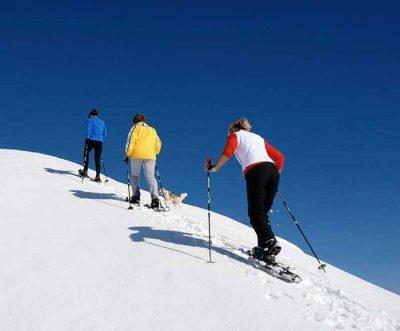 Schneeschuhwandern Dachstein West Gosau