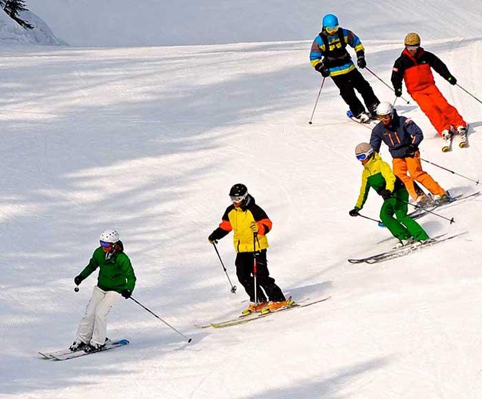 Skikurse Familienlehrer Dachstein West