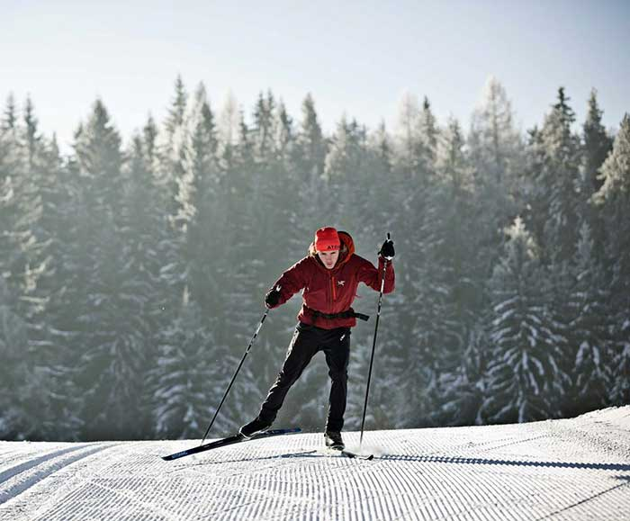 Skikurse Langlauf