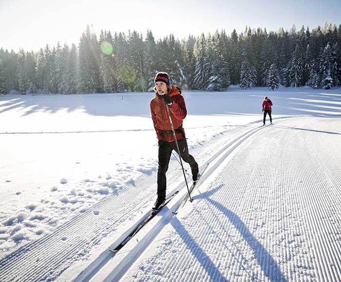 Skikurs Langlauf
