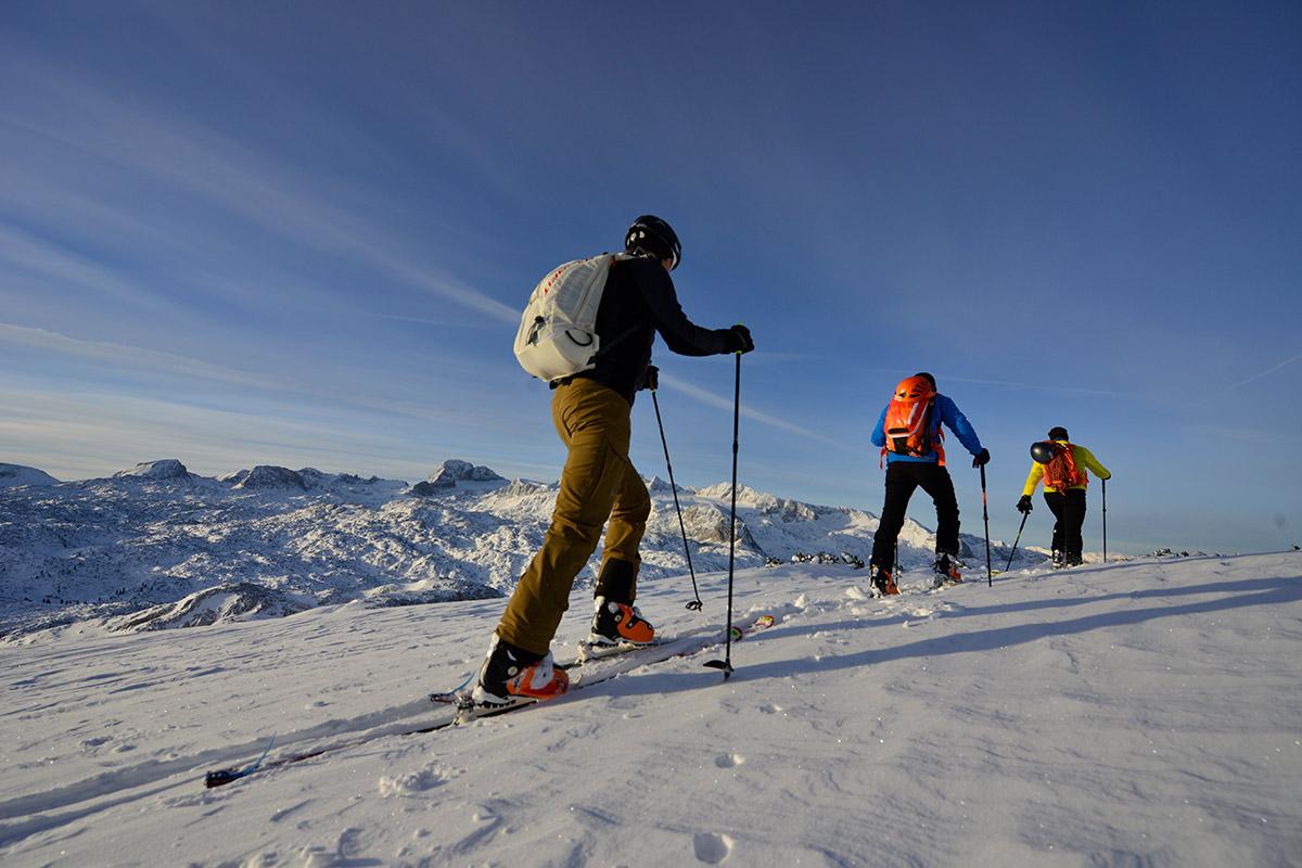 Skischule Dachstein - Ski Touren Kurse für Anfänger